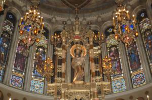 Eucaristia a la Parròquia Santa Madrona 19 de maig @ Parròquia Santa Madrona | Barcelona | Catalunya | Espanya