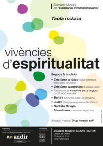 LLUÏSOS DE GRÀCIA - Vivències d'espiritualitat 16 DE FEBRER