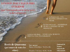 Shoensttat - Recés Quarema -28 febrer-2 març