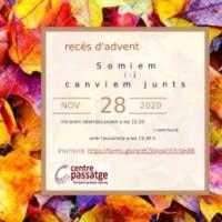 CENTRE PASSATGE - Recés d'advent i Cicle de conferències